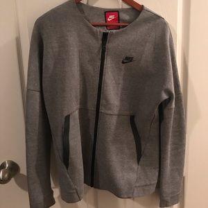 Nike women's knit jacket